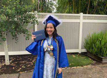 Thành tích Apply Du học Mỹ - Phạm Nguyễn Minh Anh
