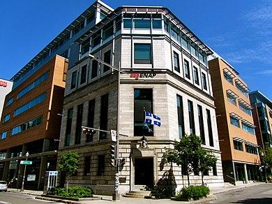 École Nationale d'Administration Publique